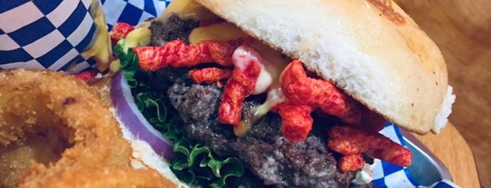 Burger Nation is one of ESTHER'in Beğendiği Mekanlar.
