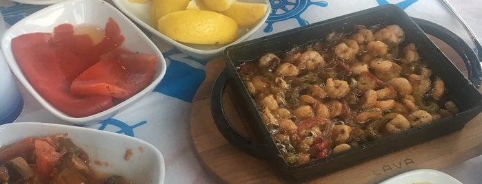Kayıkçı Balık Restoran is one of Ismail: сохраненные места.
