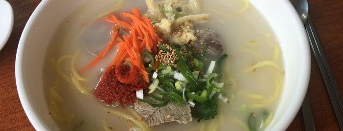 만세국수 is one of noodle.