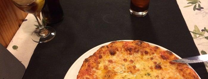 Pizzeria Topo Gigio is one of Lieux sauvegardés par Orkun.