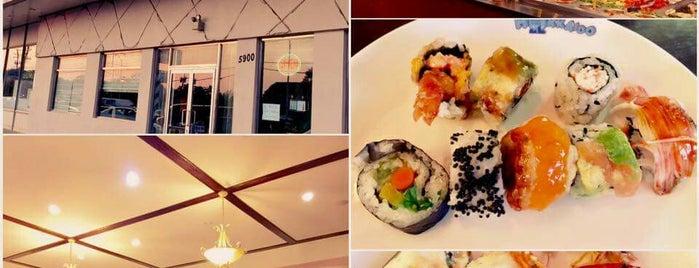Hokkaido Seafood Buffet is one of Locais salvos de Soraya.