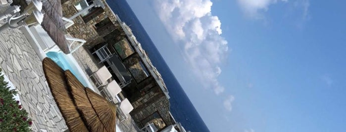 Mykonos Star is one of Lugares favoritos de Onur.