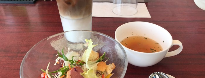Transit Cafe is one of Okinawa.