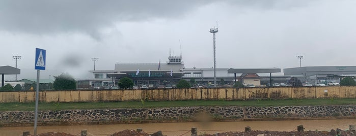 Sihanoukville International Airport (KOS) is one of My Airports.
