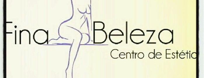 Centro de Estética Fina Beleza is one of Posti che sono piaciuti a Ewerton.