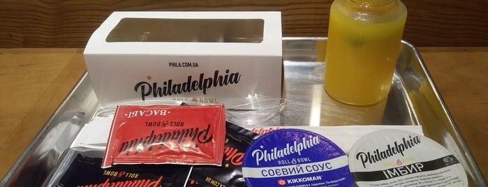 Philadelphia is one of New.