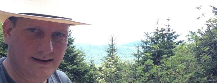 Blackhead Mountain (3940') is one of สถานที่ที่ Greg ถูกใจ.