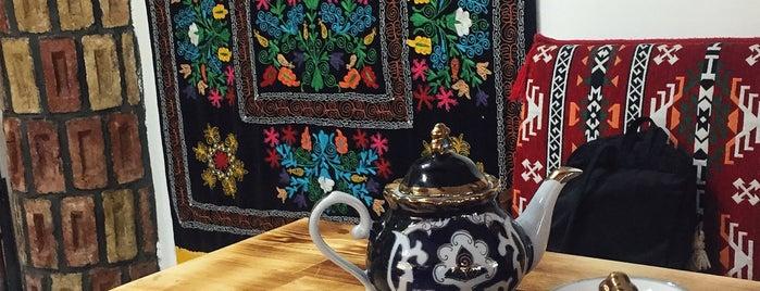 Orta Asya Restoran is one of Tempat yang Disimpan Duygudyg.