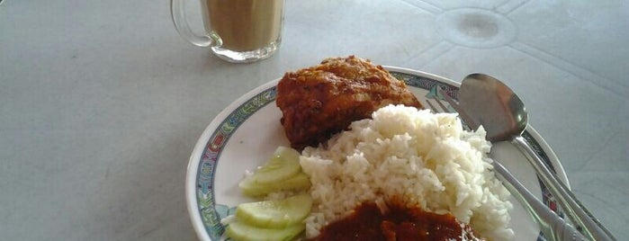 Gerai Kak Peah is one of g.