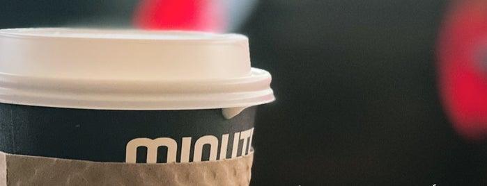 Minuti Coffee is one of houston.