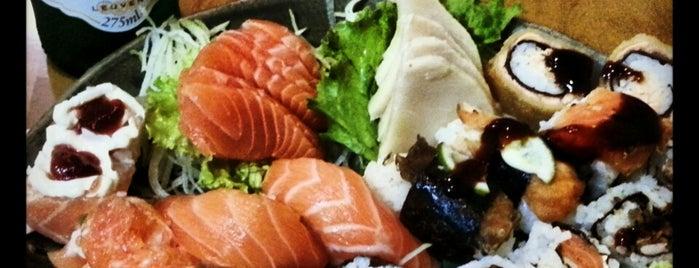 Watashi Sushi is one of Quero Conhecer!.