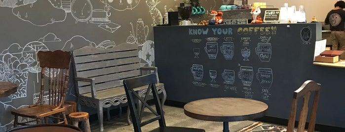Fox Coffee House is one of Rachel'in Beğendiği Mekanlar.