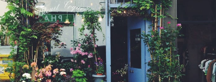 Bleuet Coquelicot is one of Paris' Must-Visits.