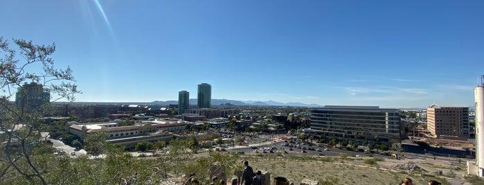 Hayden Butte Preserve - Leonard Minti Trail is one of Arizona.