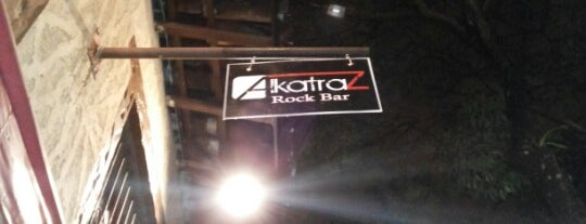 Alkatraz Rock Bar is one of Bares.