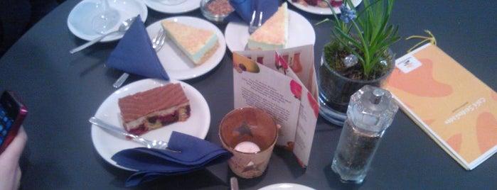 Café Seidenfaden is one of berlin :: vegan.