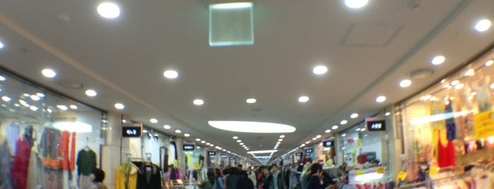 GOTO MALL is one of Seoul.