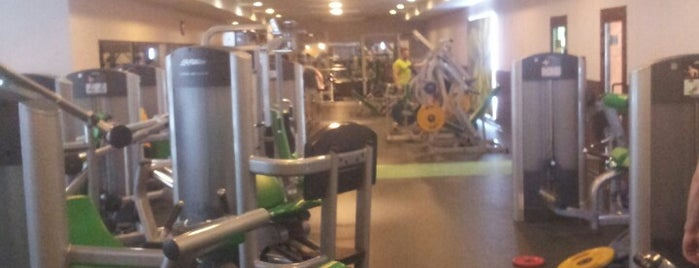 WeGym is one of Sport Spots.