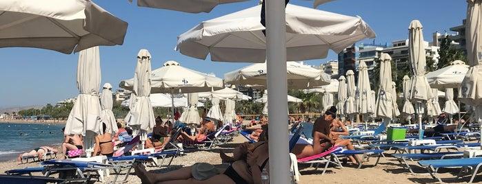 Poseidon Beach is one of Posti che sono piaciuti a Stephan.