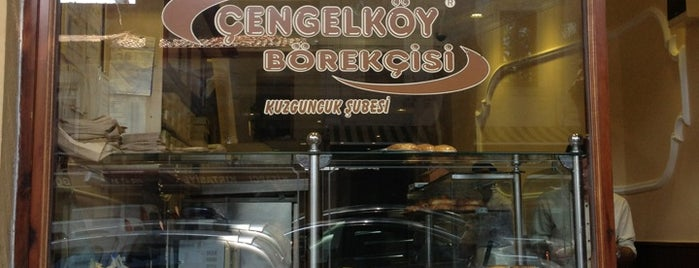 Çengelköy Börekçisi is one of Tempat yang Disukai Sena.