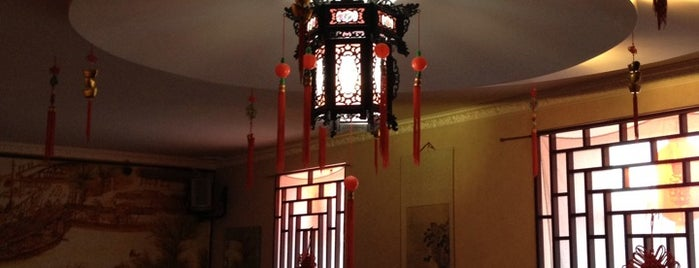 Сибао is one of Китайский ресторан.