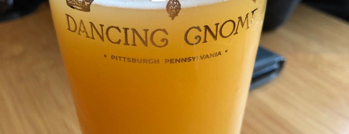Dancing Gnome is one of Pittsburgh To Do.