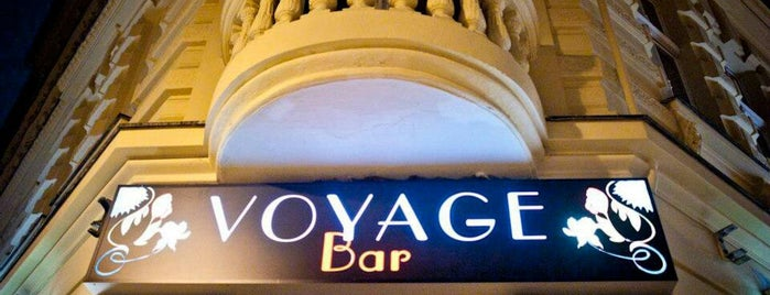 Bar Voyage is one of Nollendorfplatz.