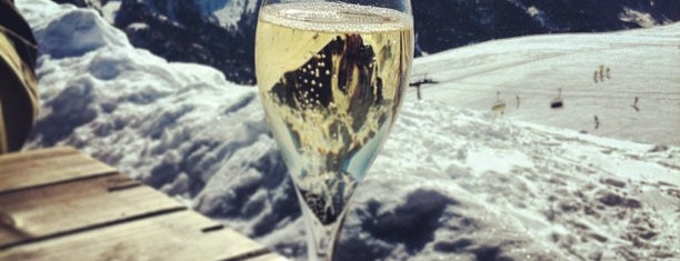 Alpina Hütte is one of Juha's Top 200 Wine & Cocktail List.