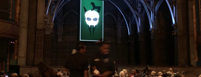 Harry Potter And The Cursed Child is one of Check In Out - Bay Activitay.