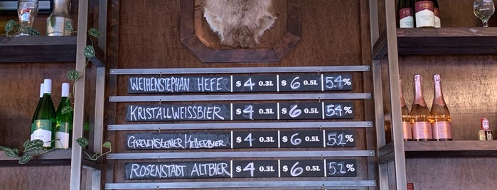 Urban German is one of Beer/Food To Check Out.