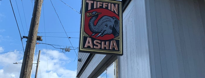 Tiffin Asha is one of Pdx.