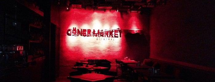 Döner Market is one of Lieux qui ont plu à Çağlar.