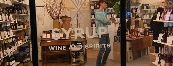 Simple Syrup is one of Brooklyn and beyond.