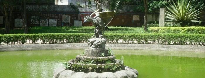 Praça da Luz is one of já fui - são paulo.