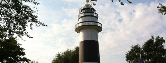 Leuchtturm Bülk is one of Leuchttürme.