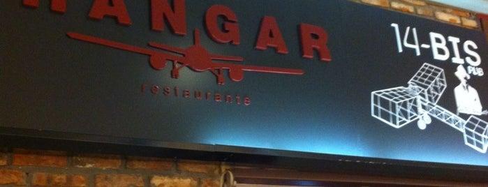 Hangar 14-Bis Pub is one of Minha lista.