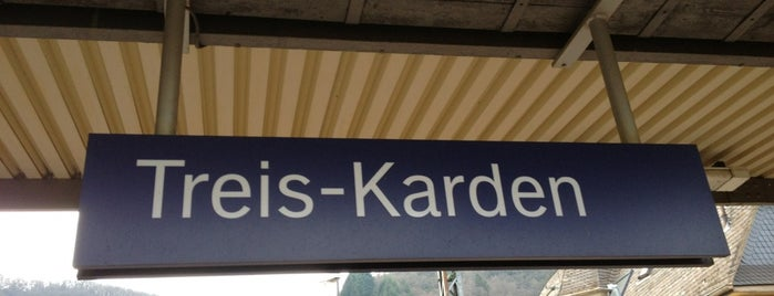 Bahnhof Treis-Karden is one of Favorite Places.