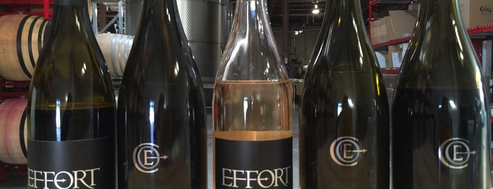 Center of Effort is one of SLO Wine Country.