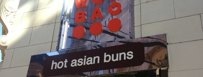 Wow Bao - Michigan Ave is one of Locais salvos de Beril.