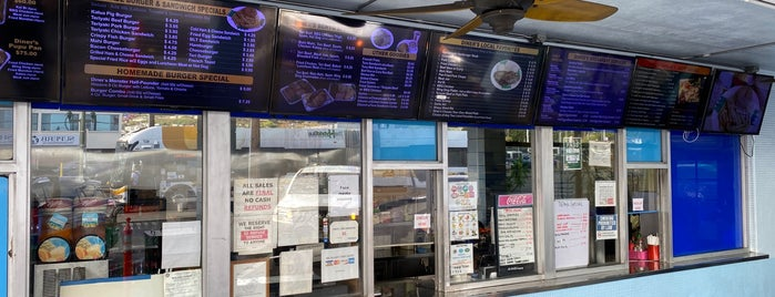 New Diner's Drive In is one of AddPepsi.