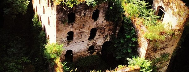 Vallone Dei Mulini is one of Southern Italy.