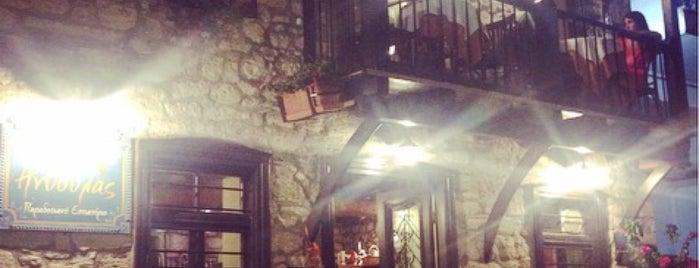 Η Πλατεία της Ανθούλας is one of Greek Food Hangouts.