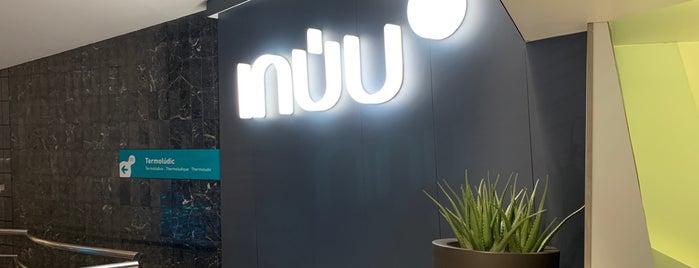 Inuu is one of Tempat yang Disukai Run The.