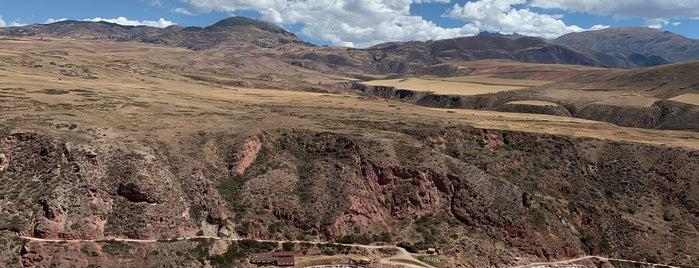 Salineras de Maras is one of Lieux qui ont plu à Alan.