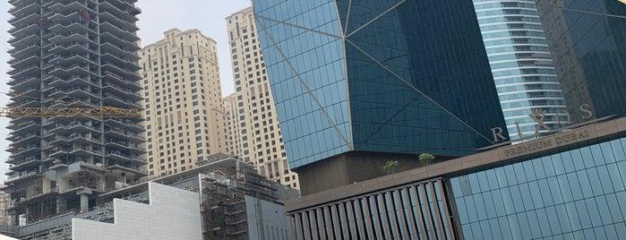 Rixos Premium Dubai is one of Lieux qui ont plu à PINAR.