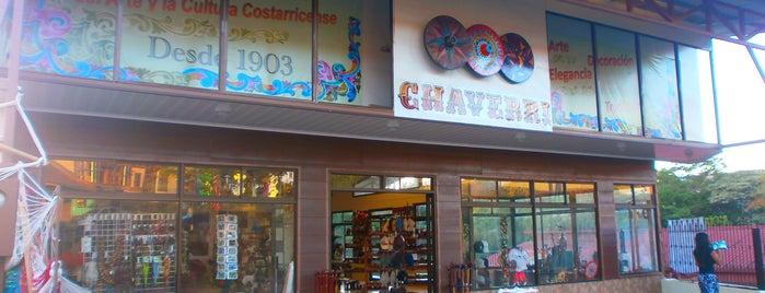 ARTESANIAS CHAVERRI is one of Loredana's Liked Places.