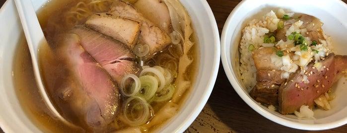 麺屋 花畑 is one of 埼玉のラーメン.