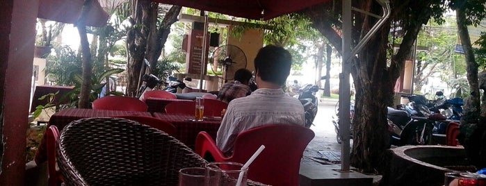 Cafe Gio Thoang is one of du lịch - lịch sử.