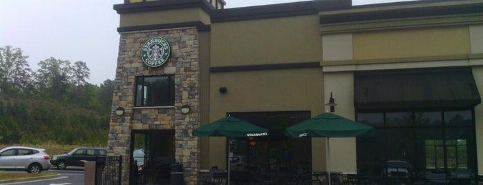 Starbucks is one of Locais curtidos por Tangela.
