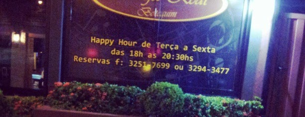 Manga Real Botequim is one of Bars & Pubs in Campinas.